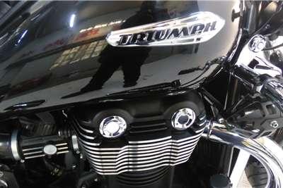 Used 2012 Triumph Thunderbird Commander