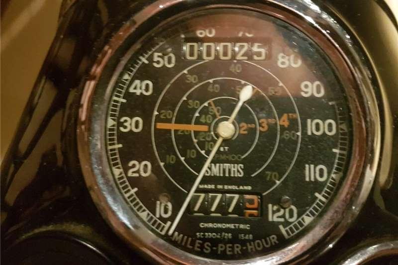Triumph Tiger 1050 1958