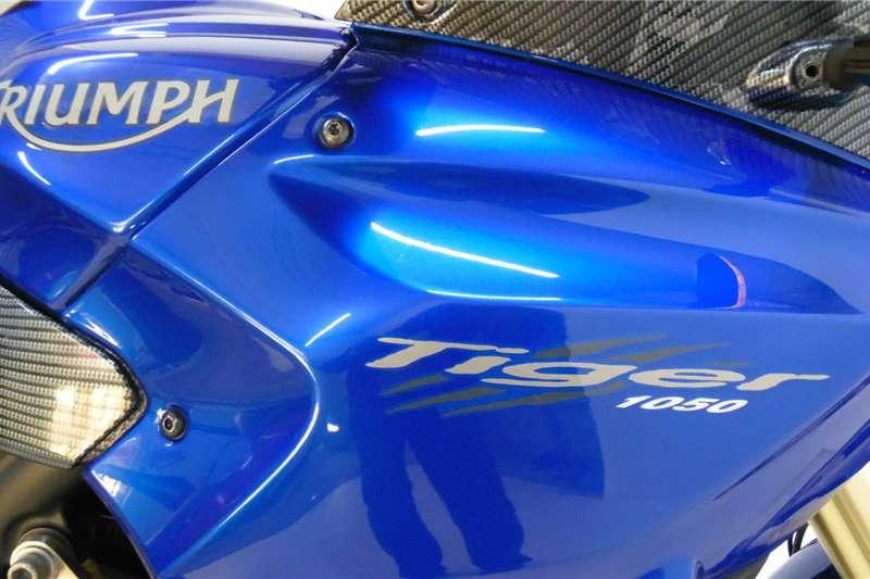 Used 2007 Triumph Tiger 1050