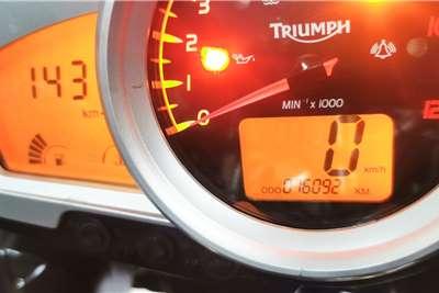 Triumph Tiger 1050 2009