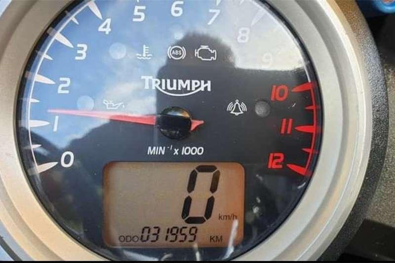Used 2009 Triumph Tiger 1050