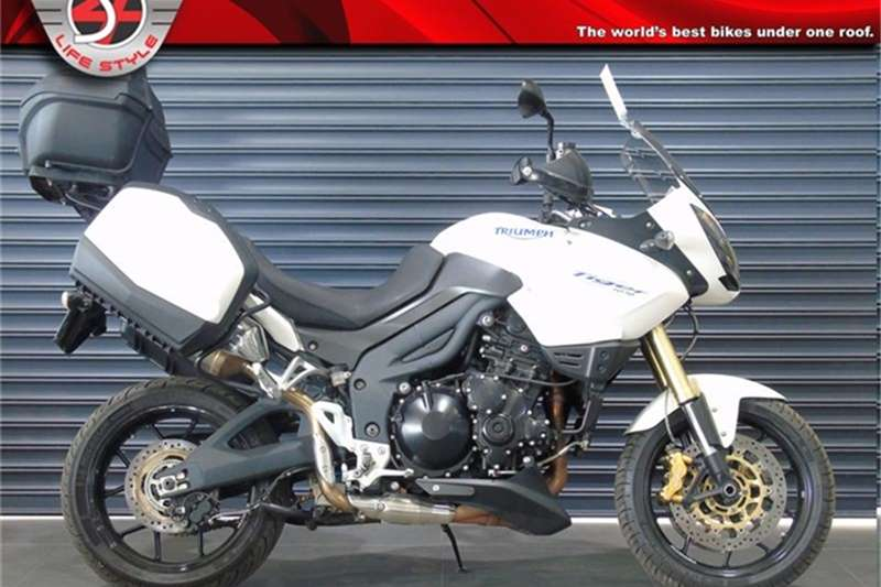 Triumph Tiger 1050 Abs 2011