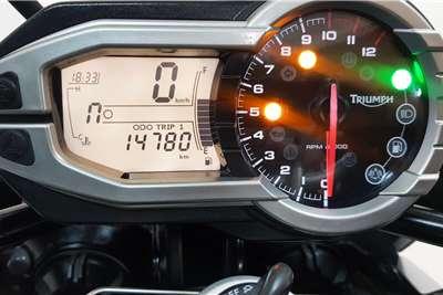 Triumph Tiger 1200 Explorer XCA 2012