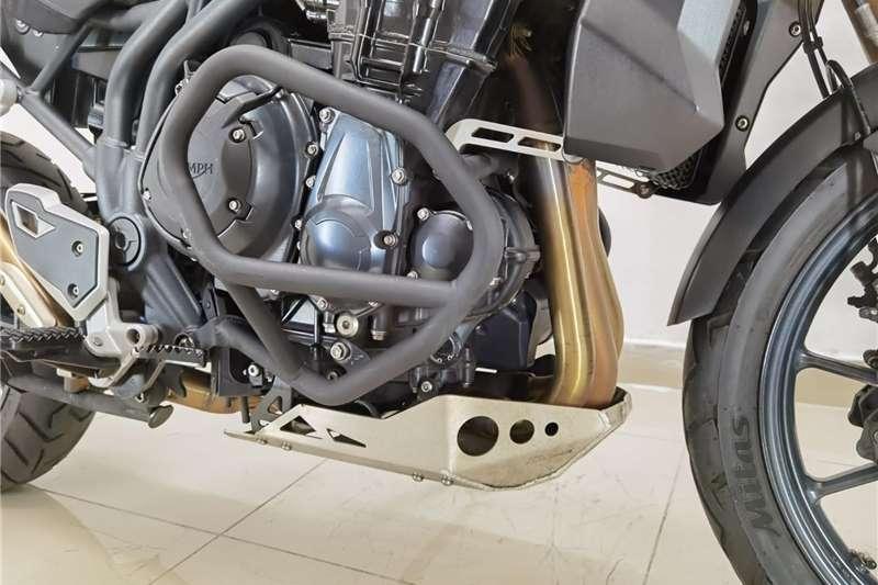 Triumph Tiger 1200 Explorer XCA 2013