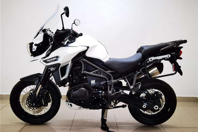 Used 2016 Triumph Tiger 1200 Explorer XCA