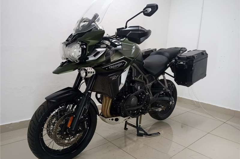 Used 2017 Triumph Tiger 1200 Explorer XCA