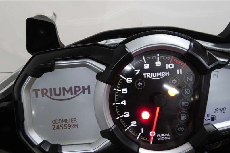 Triumph Tiger 1200 Explorer XCX 2017