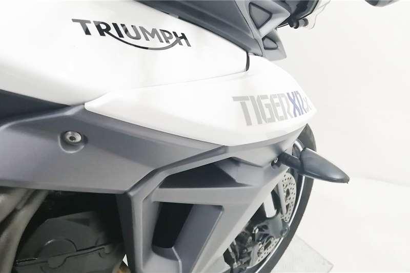 Triumph Tiger 800 2015