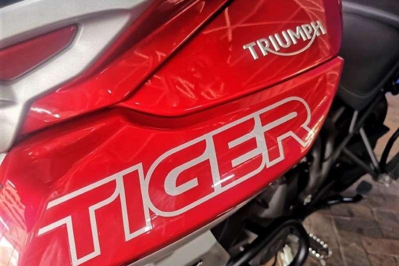 Triumph Tiger 800 2019