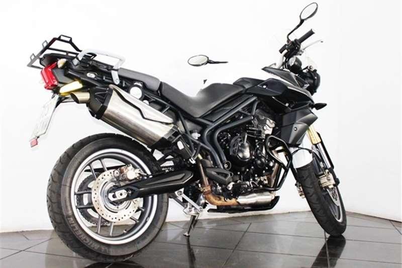 Used 2012 Triumph Tiger 800