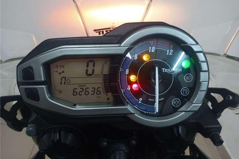 2011 Triumph Tiger 800 XC
