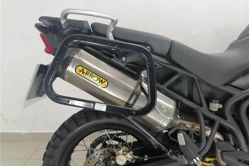 Triumph Tiger 800 XC 2012