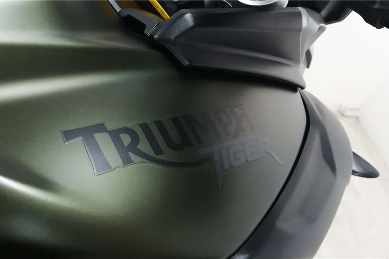 Triumph Tiger 800 XC 2014