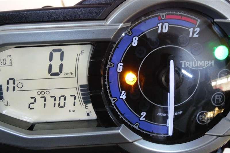 Used 2014 Triumph Tiger 800 XC