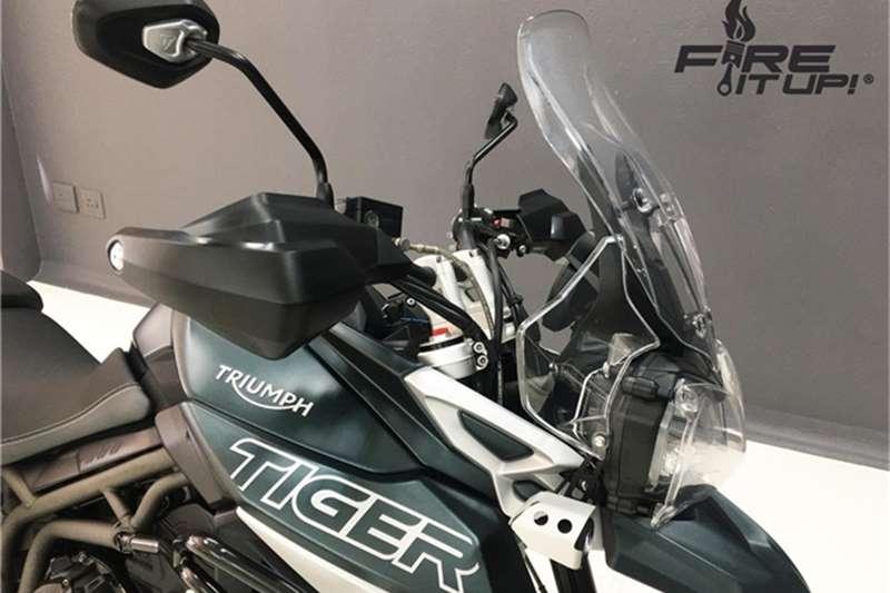 Triumph Tiger 800 XCA Full Spec 2018