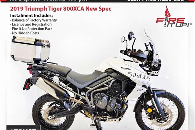 Triumph Tiger 800 XCA NEW SPEC 2019