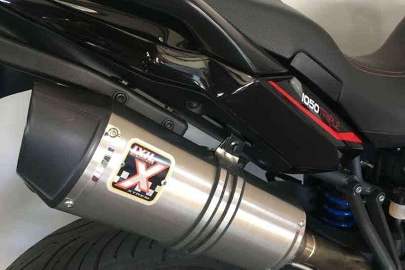 2014 Triumph Tiger Sport 1050
