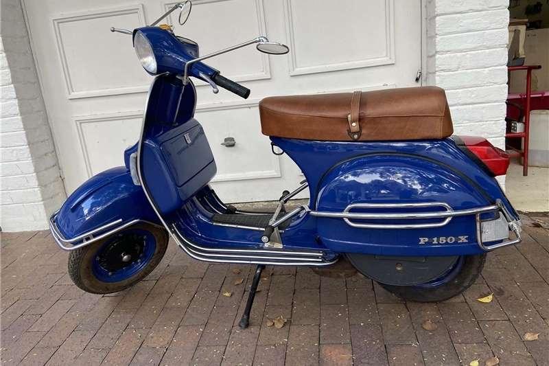 Used 1975 Vespa ET150
