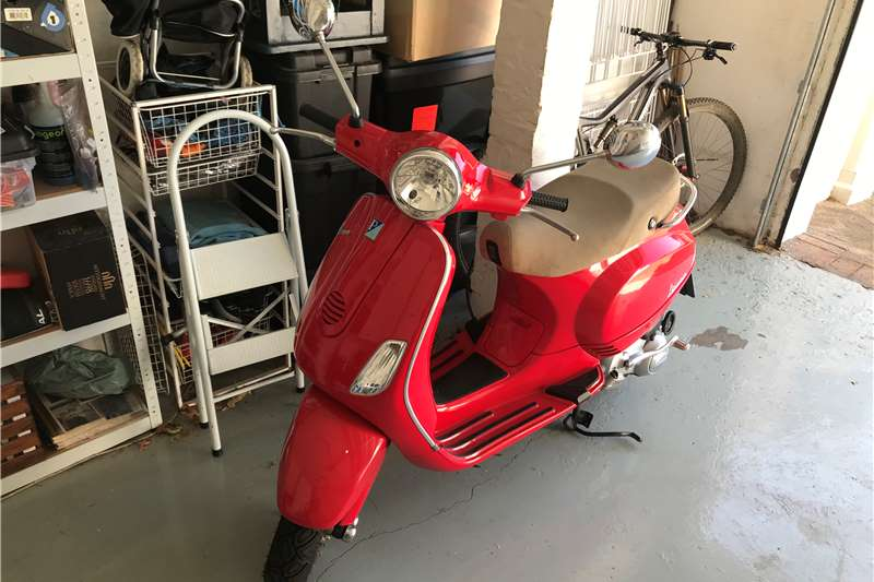 Used 2007 Vespa ET150