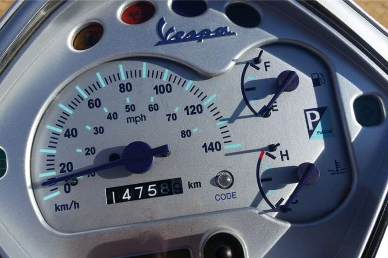 Used 2007 Vespa GT200