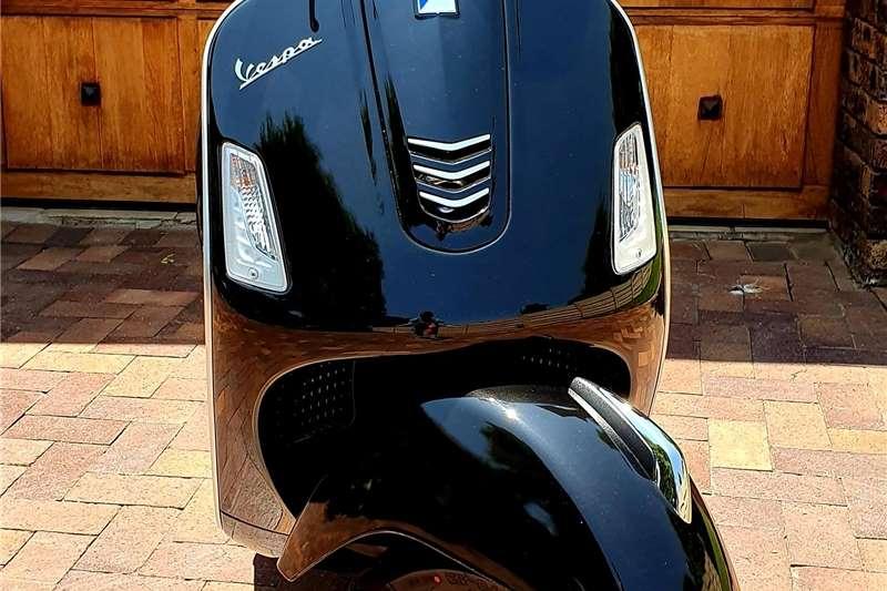 Vespa GTV 2020