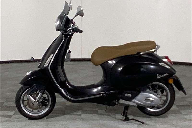 Used 2021 Vespa