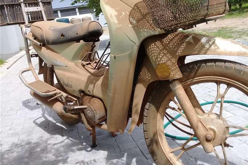 Vuka XL110 2010