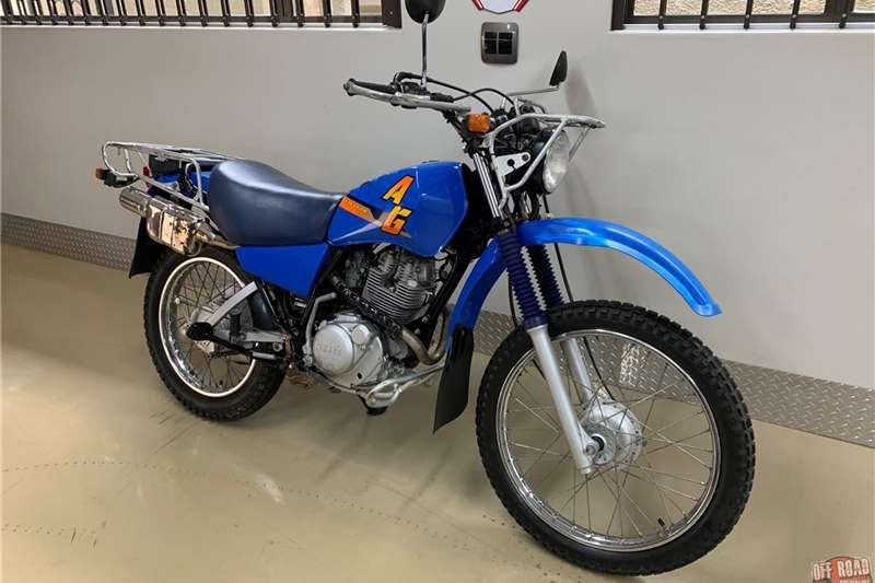 Yamaha AG 2003