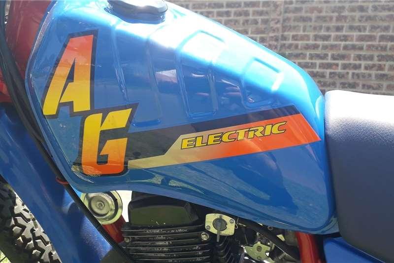 Yamaha AG 2009