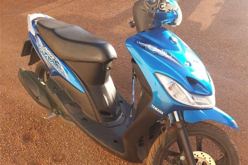 Yamaha AG 2013