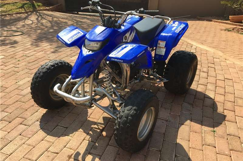 Yamaha Blaster 2003