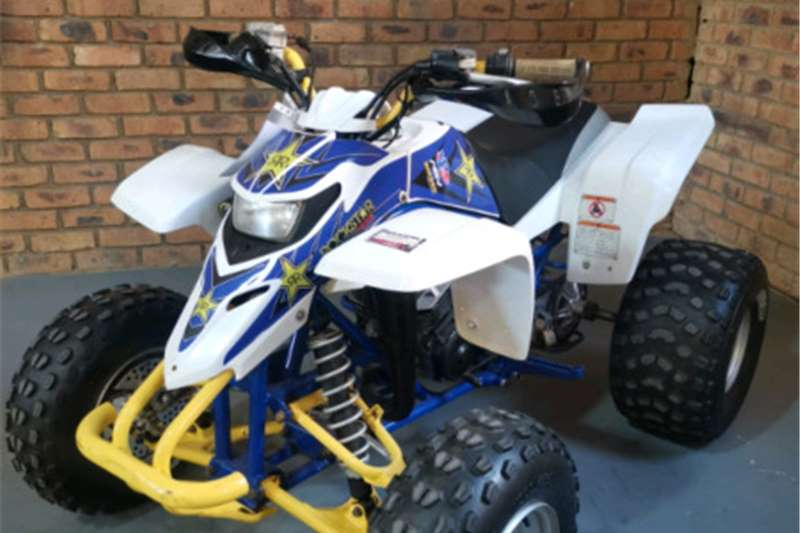 2005 Yamaha Blaster
