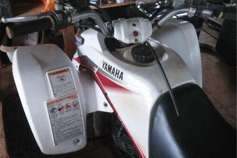 Yamaha Blaster 2011
