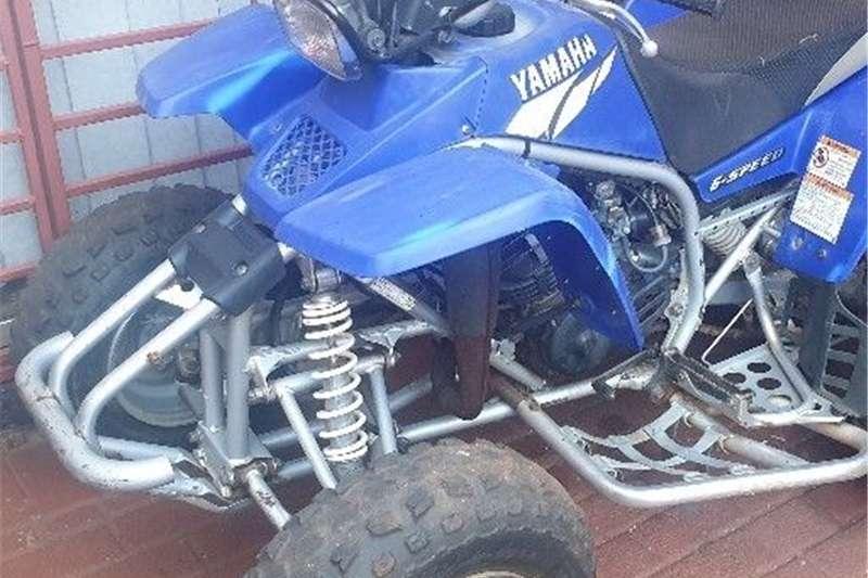 Yamaha Blaster 2012