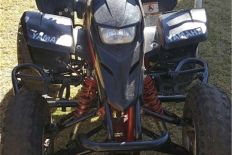 Yamaha Blaster LIMITED EDITION QUAD BIKE 0