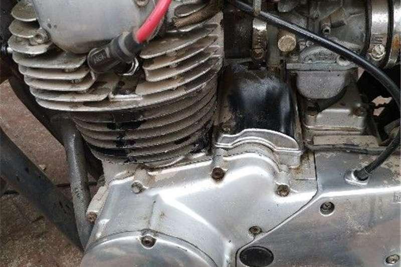 Yamaha BWS 100 1981