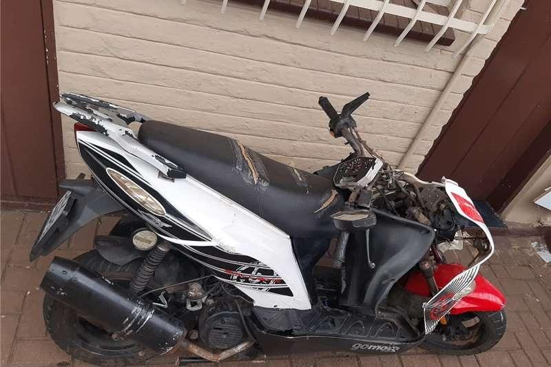 Yamaha BWS 100 2000