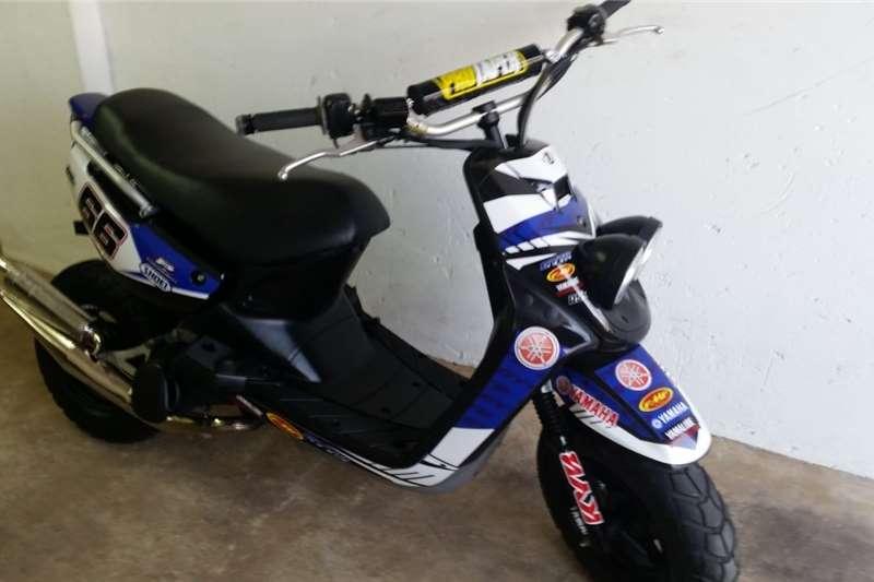 2008 Yamaha BWS 100