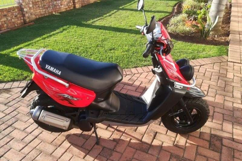 Yamaha BWS 100 2011