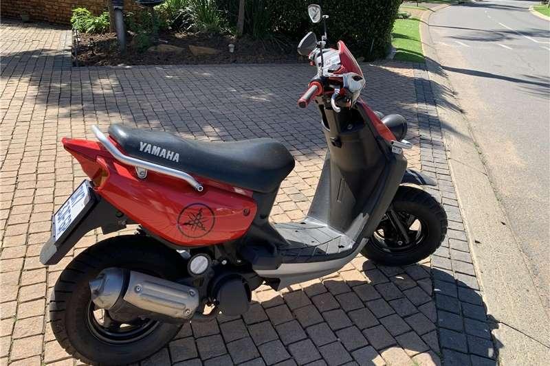 Yamaha BWS 100 2014