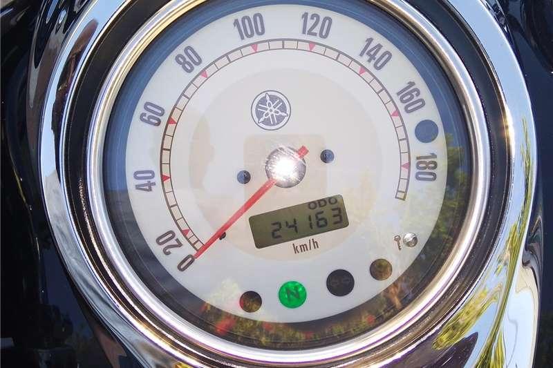 Yamaha Dragstar 2005