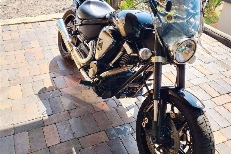 Yamaha Dragstar 2010