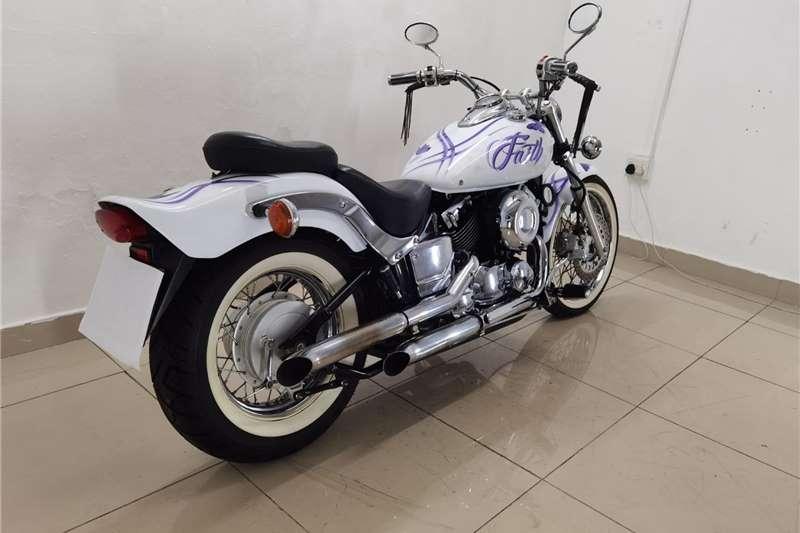 1999 Yamaha Dragstar
