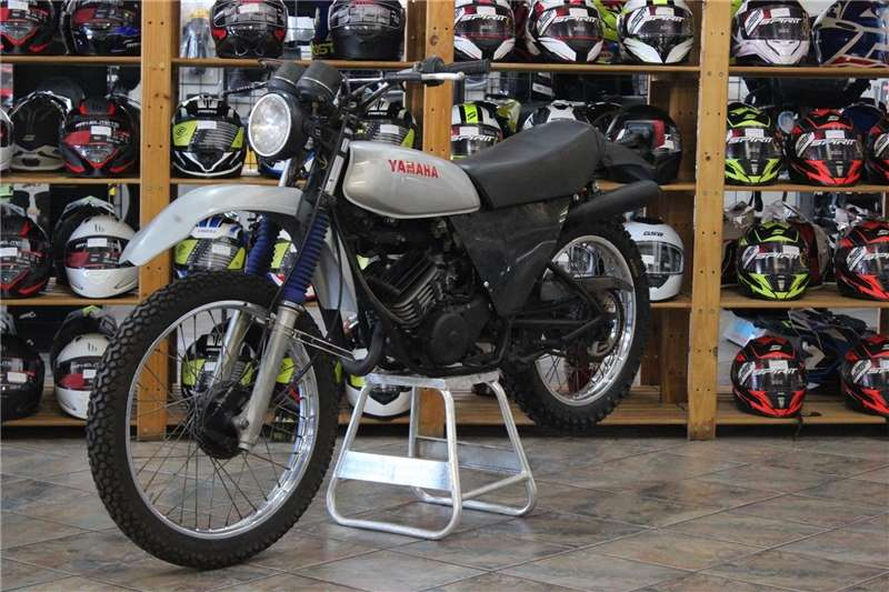 Yamaha DT 200 1980