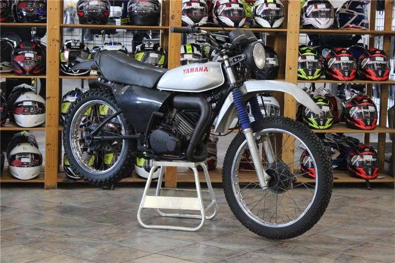 1980 Yamaha DT 200