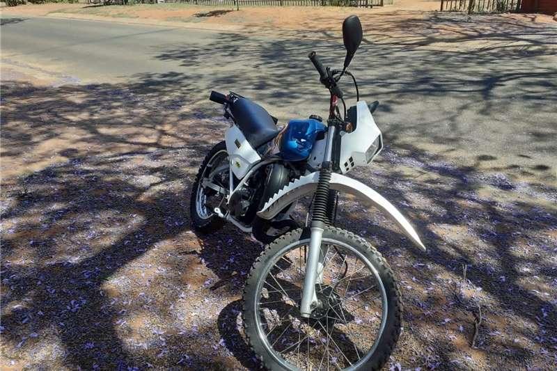 Yamaha DT 200 1990