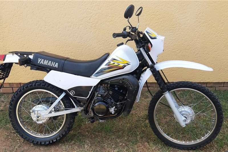 Yamaha DT 200 2008