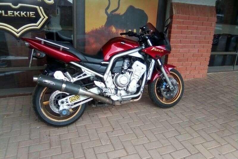 Used 0 Yamaha Fazer