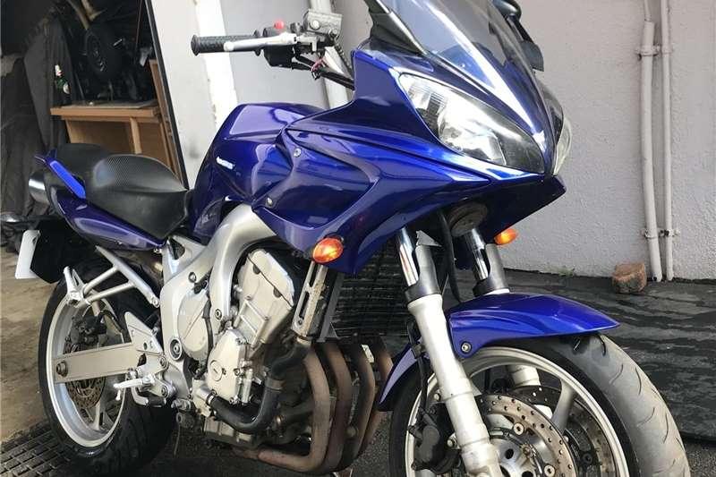 Yamaha Fazer 2005