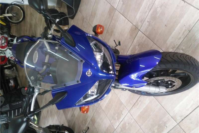 Yamaha Fazer 2006